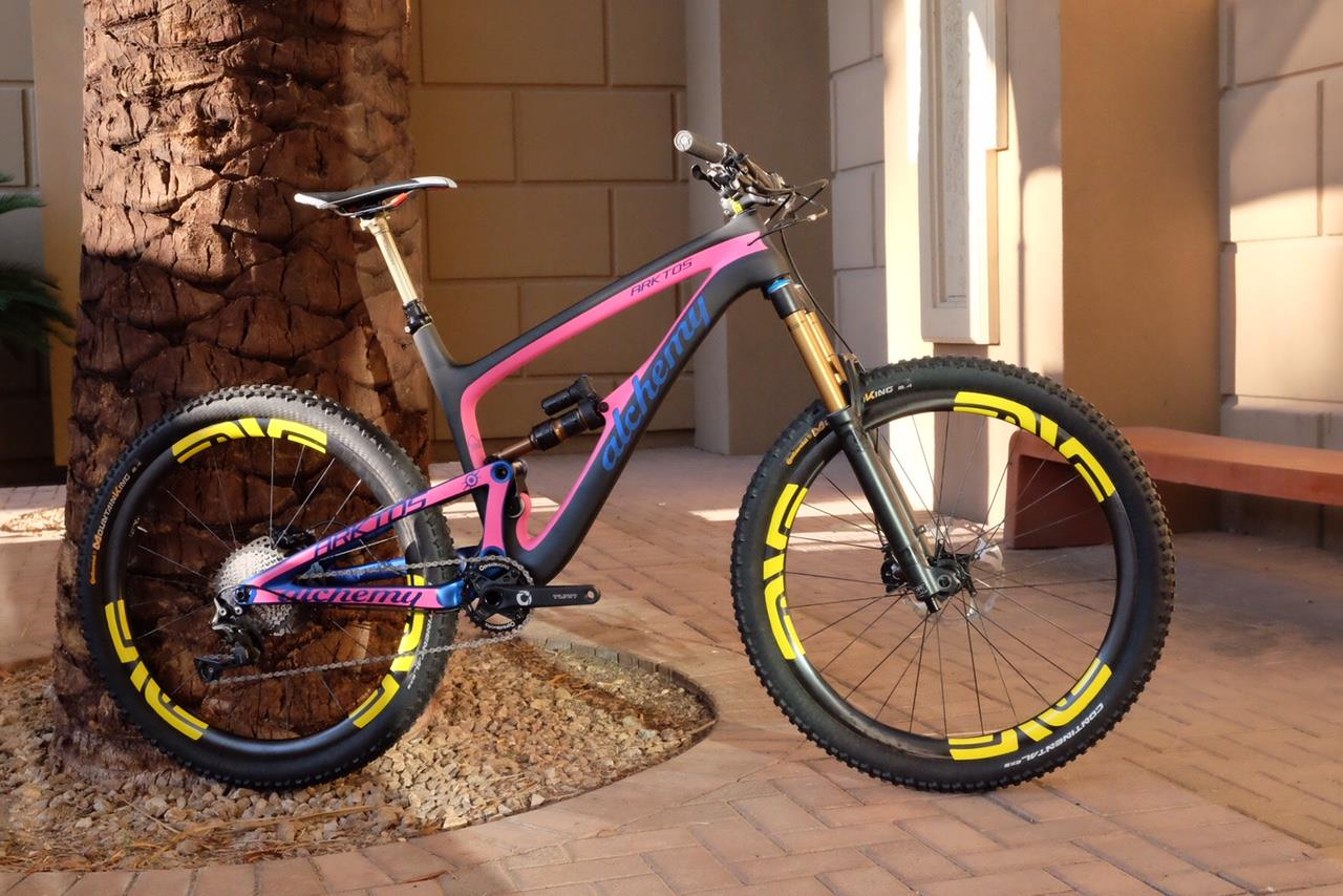 Alchemy\'s New MTB | Ridemonkey Forums