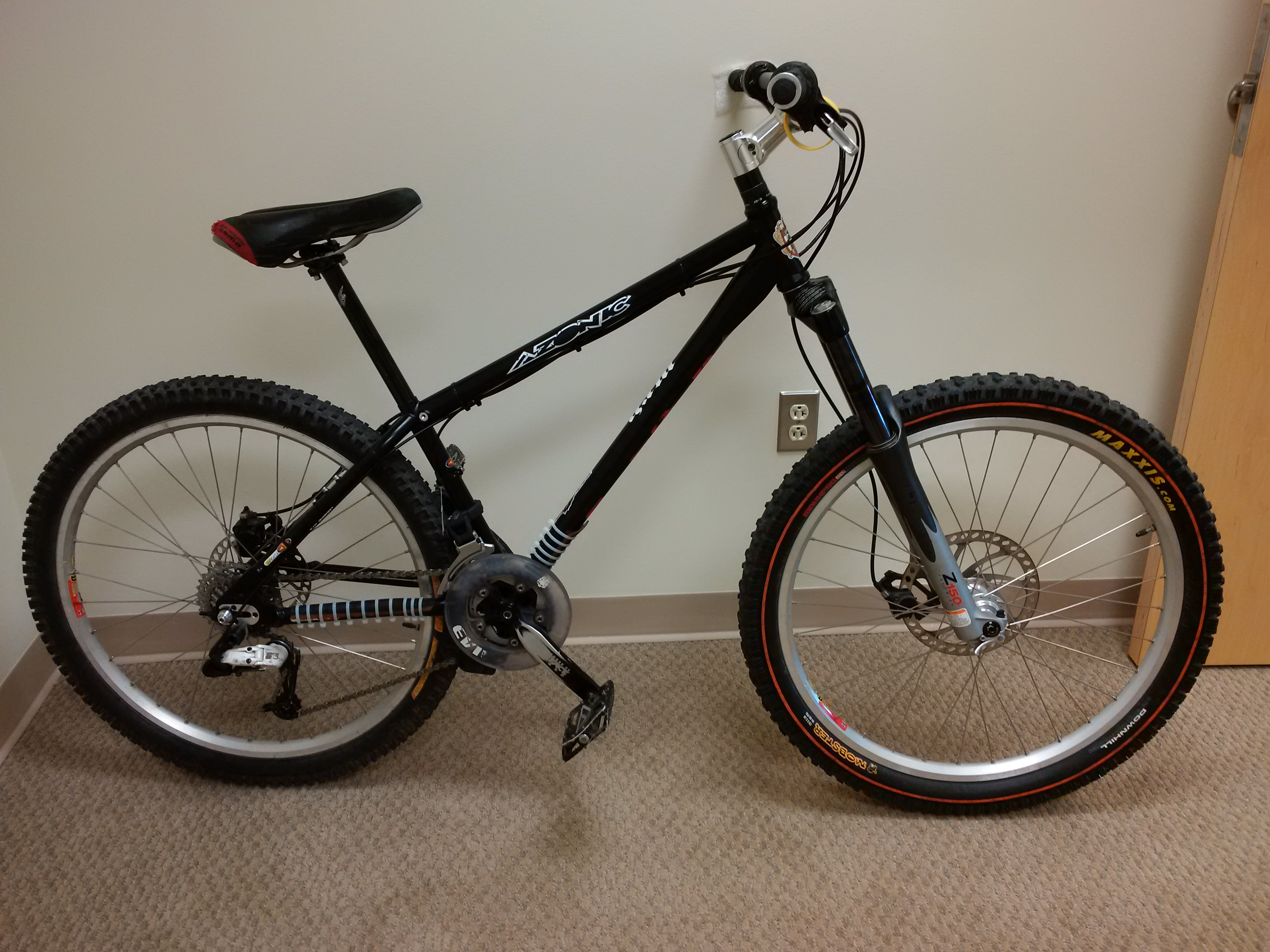 Large or XL dirt jump frame/bike info | Ridemonkey Forums