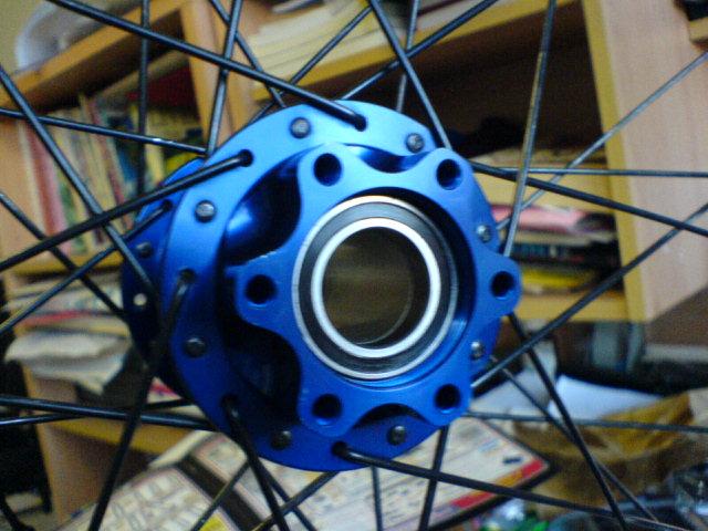 Removing Hadley bearings?   Ridemonkey Forums