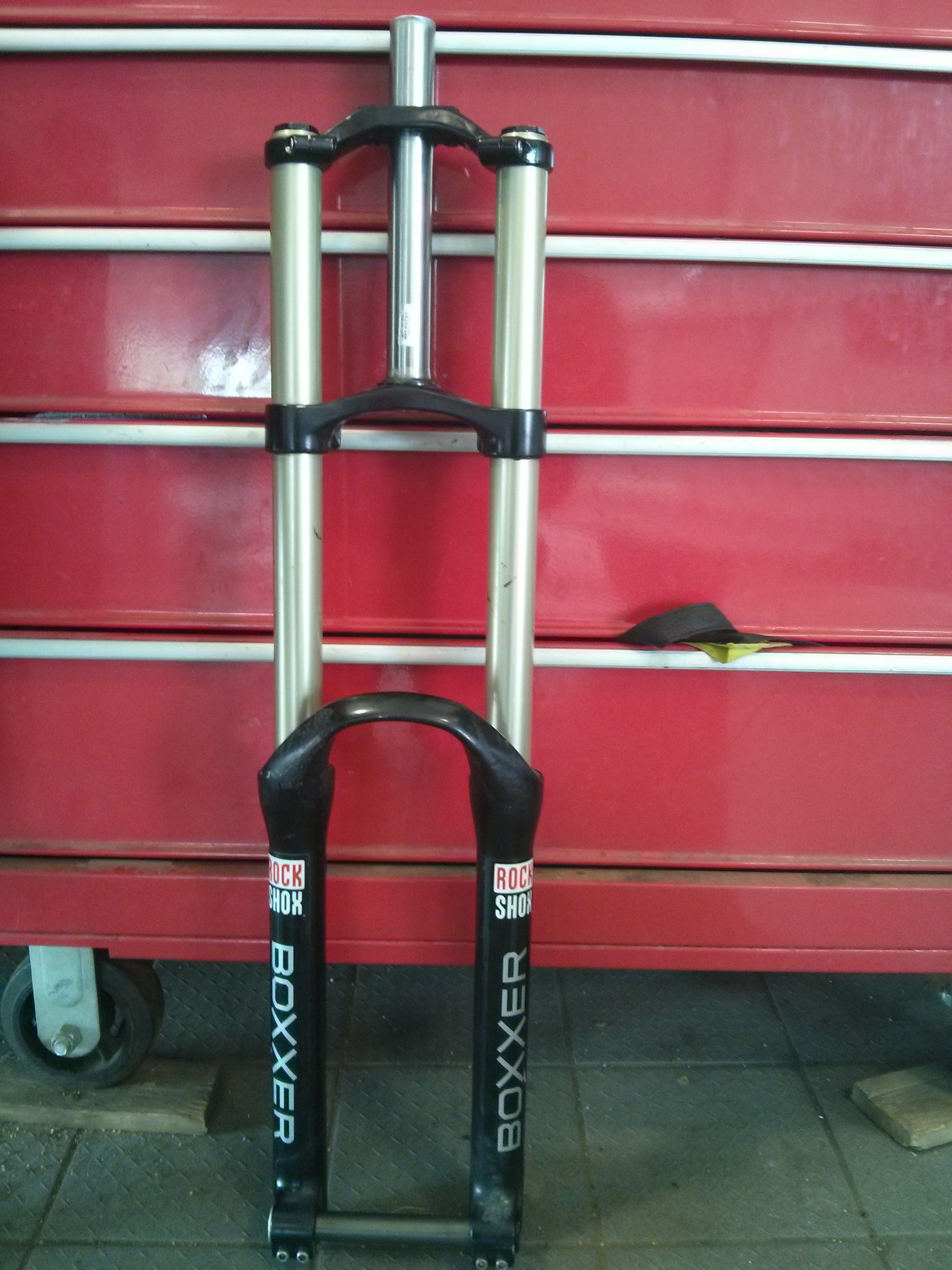 05 Rock Shox Boxxer rebuild | Ridemonkey Forums