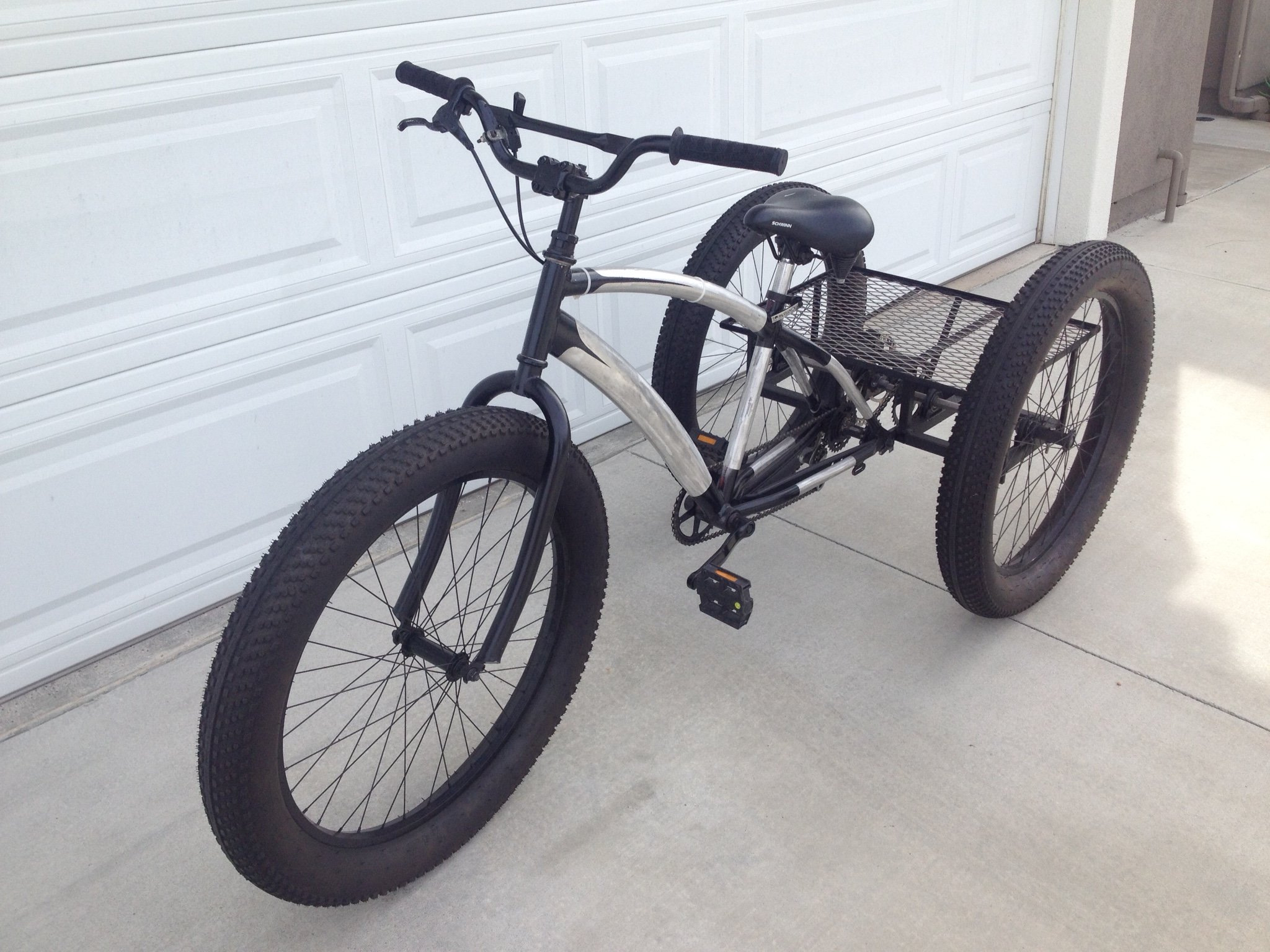 For Sale - Fat Tire Trike | Ridemonkey Forums