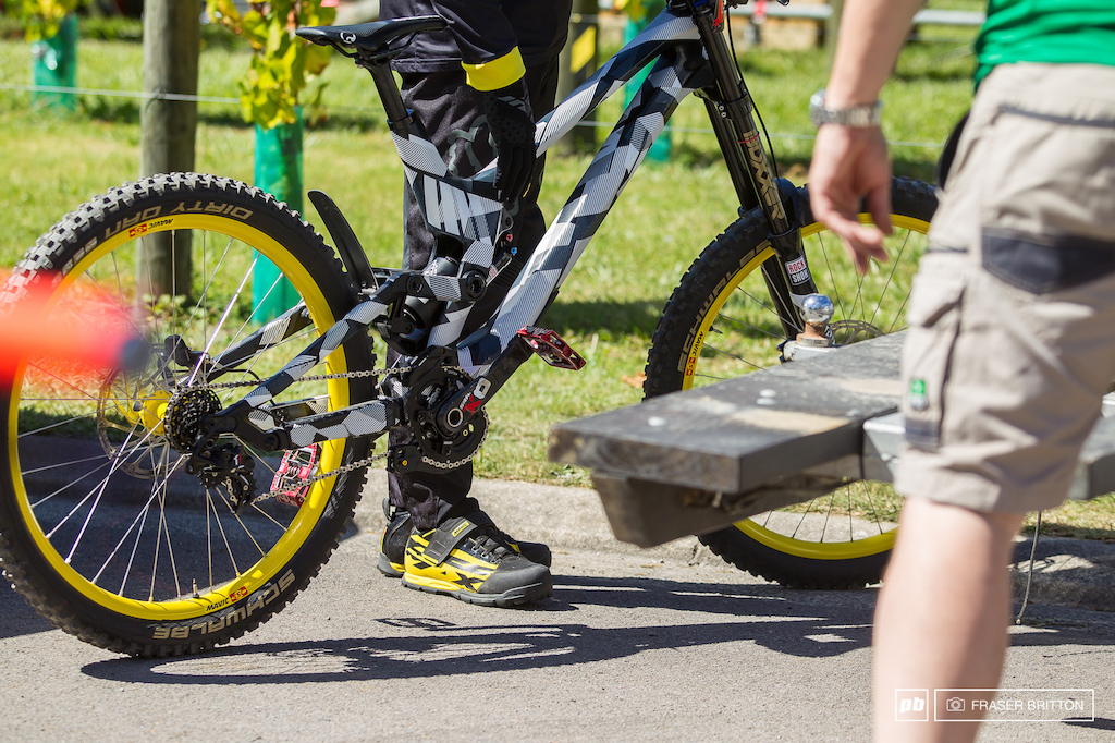 Prototype Canyon Dh Bike Ridemonkey Forums